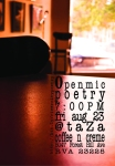 Open Mic Night @ taZa