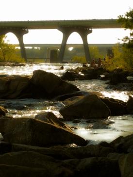 june river